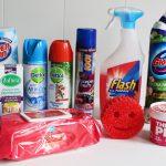 Mijn schoonmaakroutine en favoriete producten van dit moment