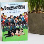 Doeltrappers 'Het raadsel van de slapende scheids' – Roberto Santiago