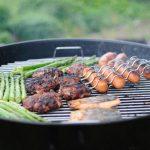 Voor ons nieuwe huis: een mooie barbecue + recepten