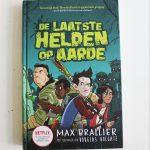 De laatste helden op aarde – Max Brallier