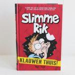 Slimme Rik 2; Klauwen Thuis! – Mark Parisi