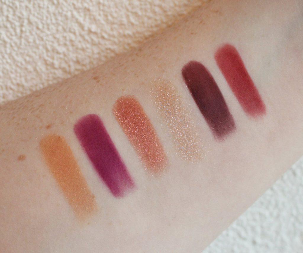 Nabla Cutie Eyeshadow Palette Wild Berry