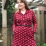 De Tantilly Amy dress: een prachtige warme winterjurk!
