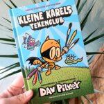Kleine Karels Tekenclub – Dav Pilkey