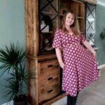 Helemaal happy in mijn Tantilly Sofia Dress! En leuke boekentips voor het voorjaar.
