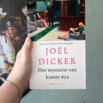Joël Dicker – Het mysterie van kamer 622