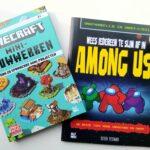Leuke game boeken voor kids!