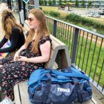 Zorgeloos op vakantie met Thule; Thule Chasm Duffeltas