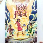 Kinderboekenweektip! De held van fabel – Scott Reintgen